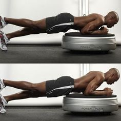 Build a six-pack with the Power Plate - Men's Health Men's Health magazine: Read our guide to build bigger muscles, biceps, pecs Sixpack Workout, Ab Workout Men, No Equipment Workout, Fitness Equipment, Fitness Tips For Men, Male Fitness Models, Workout Programs For Women, Six Pack Abs, Big Muscles