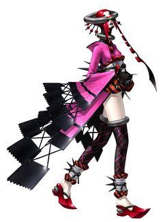 Maia - Shin Megami Tensei: Persona 2: Innocent Sin (Kazuma Kaneko)
