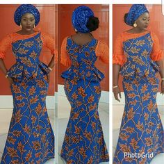 Ankara Fashion Inspiration: These Short Ankara Dresses Will Surely Stand you out. African Print Dress Designs, African Print Dresses, African Dresses For Women, African Print Fashion, African Wear, African Attire, African Design, Nigerian Outfits, Ankara Gown Styles