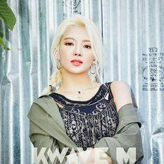 Hyoyeon - KWAVE M December 2016