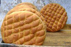Un pinceau pour colorer la vie:  Le pain   La surface du pain est merveilleuse d'a...