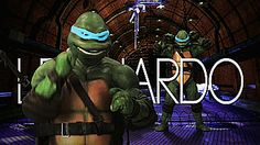 Leonardo in (Epic Rap Battles of History)