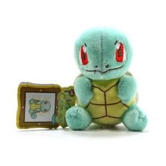 Pokemon Center Canvas Plush - Squirtle/Zenigame