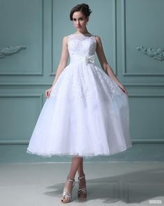 lace bridesmaid dresses 2012 Sweep Organza Zipper Short Celebrity Wedding Dress $168.98