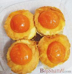 Vào bếp với món bông lan trứng muối ngon tuyệt - BepNhaTa.com
