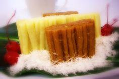 Cara Membuat Getuk Lindri Tradisional Jawa - Catatan Membuat Kue