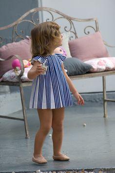 stripes + chubby legs= gorgeous