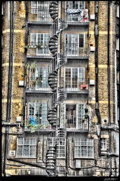 Escalera #Treppen #Stairs #Escaleras