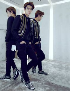 I wish there was three....not enough Sehun to fill my heart