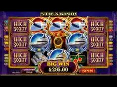 New game coming soon to Royal Vegas Casino - Experience the High Life with High Society Play Casino, Vegas Casino, High Society, Casino Bonus, News Games, Slot, Videos, River, Rivers