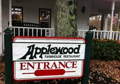 Applewood Farmhouse Restaurant in Gatlinburg,TN.