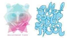 Miguel Ibarra Design | Portfolio | Bulletproof Tiger
