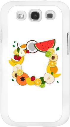 Meyve Bahçesi Kendin Tasarla - Samsung Galaxy S3 Kılıfları
