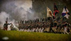 Imperial Russian Grenadiers at Borodino