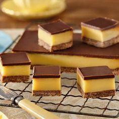 Délices au caramel beurre salé et chocolat