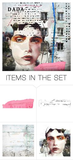"""""""Girl, Where Do You Think You're Goin'?"""" by livnd ❤ liked on Polyvore featuring art, Collage and artset"""
