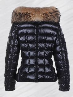 e7ebf5e19f6 Veste Moncler Armoise Doudoune Femmes Noire napapijri Ski Jackets