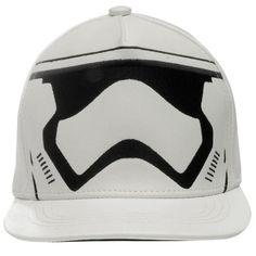Poikien Star Wars Stormtrooper lippis