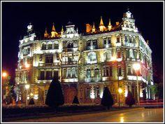 Bilbao, Spain- Hotel Carlton