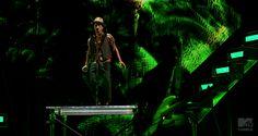 Bruno Mars #Gorilla #MTVAwards2013