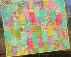 Pathway Layer Cake Quilt Pattern on Craftsy