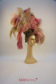 Fablefactory's Kostuum van de Week: Hoofdtooi voor Roaring Twenties party of fotoshoot #kostuumverhuur