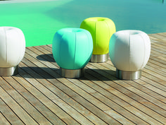 No matter if you need stylish lights, a shower, planters, or cushions, we can not only offer beautiful but also functional objects that are all suitable for outdoor use. www.viteo.com Surfboard, Planters, Water Bottle, Objects, Lights, Canning, Shower, Cushions, Beautiful