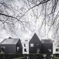 """village"" by COBE in Copenhagen #architecture"