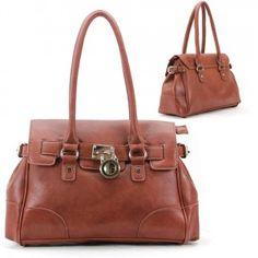 Lois Satchel Handbag