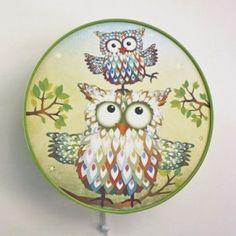 Owls on Pinterest  Owl Mug, Owl Cookie Jars and Owl Cookies