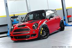 "Ultraleggera 18"" on Mini Cooper S JCW #mini"