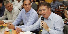 Região de Campinas vai lutar por maior voz no Cantareira, diz Jonas | Agência Social de Notícias