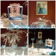 Frozen lindos detalles, fiesta infantil