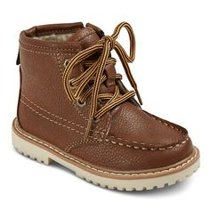 Toddler Boys' Helmer Boots - Brown