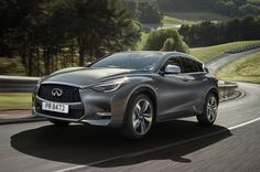 8 best 2017 infiniti qx30 images autos motor car automobile rh pinterest com