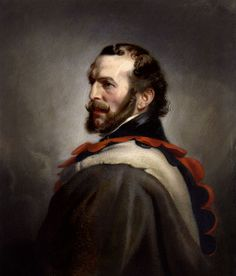 Portrait of John Rae, by Stephen Pearce (British qualifying as a surgeon in Edinburgh, Rae joined the Hudson Bay company and undertook expeditions in northern Canada. Commonwealth, Joining The British Army, Franklin Expedition, Northern Canada, Doctor Johns, Living Off The Land, Hudson Bay, Effigy, Art Uk