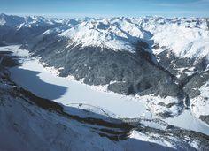 Reschenpass Skiparadies Oostenrijk|Italie