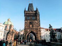 Prague, Czech Republic Prague Czech, Czech Republic, Big Ben, Barcelona Cathedral, Building, Places, Travel, Voyage, Buildings