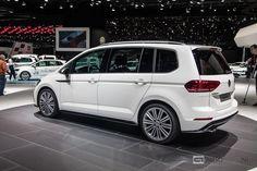 Foto: Beurzen Geneve 2015 Volkswagen Touran R Line Volkswagen Touran R Line 2470 : Autoblog.nl