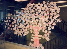 a faithful attempt: Holiday Wish Tree