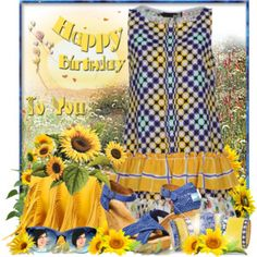 May this year bring you health and happiness Sweetie. You are beautiful inside and out and you deserve all the good things in life. Beautiful Inside And Out, You Are Beautiful, Happy Birthday Woman, Akira, Moschino, Marni, Polyvore, Design, Colour