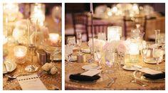 Elegant Vintage Table Decor