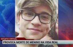 Galdinosaqua em São Paulo: Garoto morre após cumpri desafio de jogo virtual SP...
