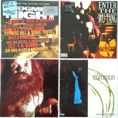 3 RJD2 - The Horror (LP, EP, RE) (VG+/VG+)  [uah 475][box Instrumental Hip Hop] Location: