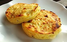 Hamburger di patate - ricetta vegetariana