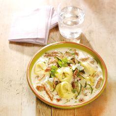 Tortellini-Schnitzel-Eintopf Rezept | Weight Watchers