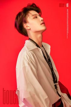 Taeil — NCT 127 'TOUCH' Teaser #Taeil #MoonTaeil #NCT127 #NCT #NCT2018