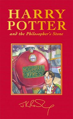 Harry Potter and the Philosopher's Stone - Special Edition - Luxury hardback edition of the internationally bestselling Harry Potter series.