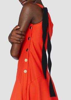 One Shoulder Midi Dress 1