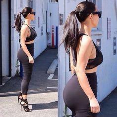 Hairstylist Gypsy @jenatkinhair Double Trouble @k...Instagram photo   Websta - Kim Kardashian Style